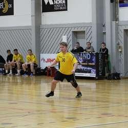 Egil Thuen er tilbake på handballbana  (foto: Andris Hamre)