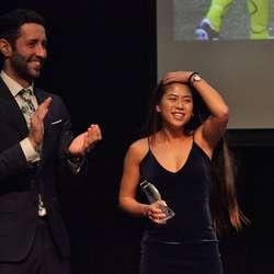 Årets spelar: Rafael og Vy. (Foto: KVB)