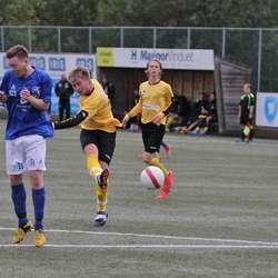 Her aukar Egil Thuen til 2-0. (Foto: KVB)