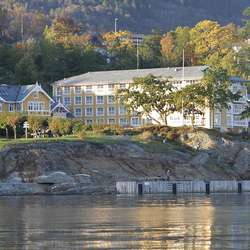 Solstrand Hotel & Bad. (Arkivfoto: KVB)