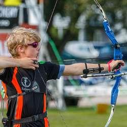 Asbjørn tapte bronsefinalen og fekk 4. plass. (Foto: Svein Erik Nordeng)