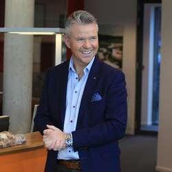 ABO-sjef Tommy I. Hansen. (Foto: KVB)