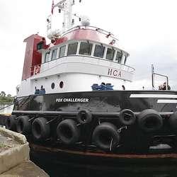 Båten blei bygd i 2007, men er i god stand. (Foto: KVB)