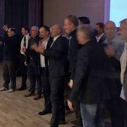 Det blei pokal likevel; Fair Play-prisen til NFF Hordaland etter årets serie.