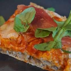 Italiensk bakst. Og nei, det er ikkje pizza. (Foto: KVB)