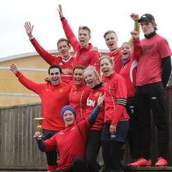 FC Ingenting frå Fusa vann finalen. (Foto: KVB)