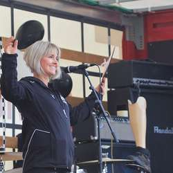 Jane Espeland. (Foto: Kjetil Osablod Grønvigh)