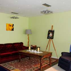 Triveleg sofakrok (foto: AH)