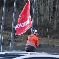 Thunestvedt og ABB får, som Veidekke, base i Ulvenparken. (Foto: KVB)