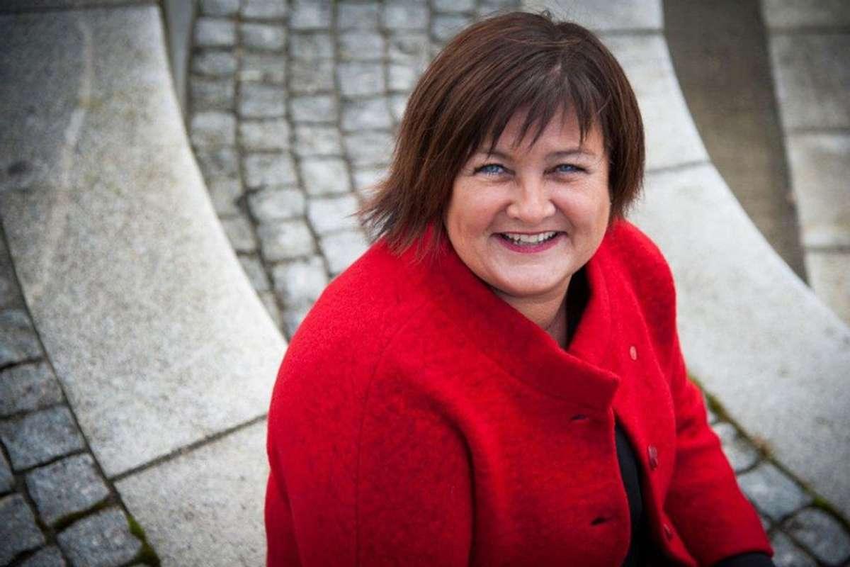 Trine Lindborg. (Pressefoto)