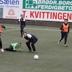 Debutantane Gode Venner fekk 2. plass. (Foto: KVB)