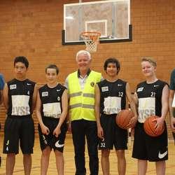 Rune Turøy, Mojataba Ebrahimi, Isak Hamilton, Harald Grothle, Børre Johnsen, Kristoffer Turøy og Simon Hamilton (foto: AH)