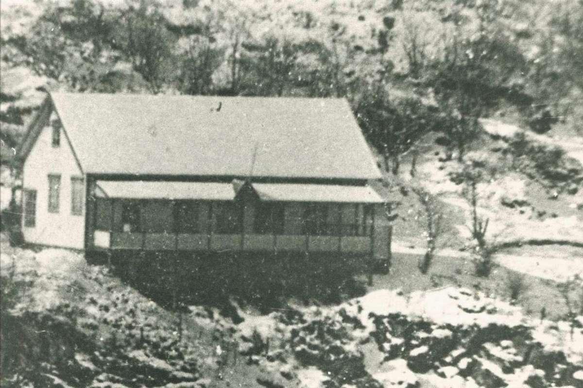Fjellheim i 1911.