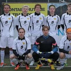Juniorane på Ivory Toast fekk 2. plass. (Foto: KVB)