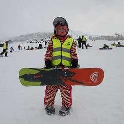 Snowboard er i vekst. (Foto: KVB)