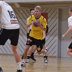 Daniel Røen spelte sin første kamp på sju år. (Foto: KVB)