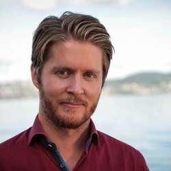 No skal Bjørø gjera ferdig ein dokumentar for Pandora Film, og skal det skrivast filmanus. (Foto: Den Flittige Maur Produksjoner)