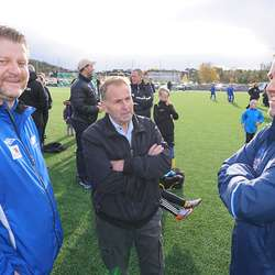 Krukhaug, Arne Døsen og Eirik André Hesthamar. (Foto: KVB)