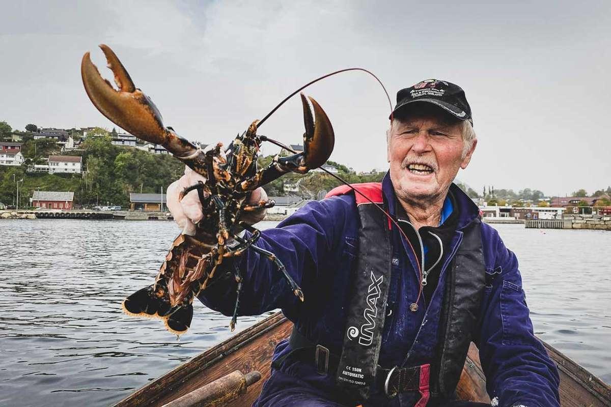 På hummarfiske med John Lepsøy (87)
