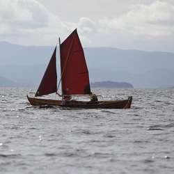 I god vind for segling. (Foto: Kjetil Vasby Bruarøy)
