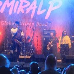 Admiral P & The Global Citizen Band. (Foto: KVB)