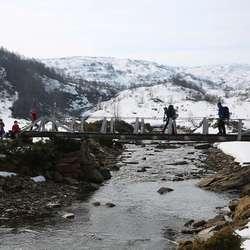 André Marton Pedersen skriv denne gongen om vårskitur til Vending turisthytte i Bergsdalen. (Foto: AMP)