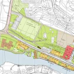 Illustrasjonsplanen for Landboden (ill: b+b arkitekter as)
