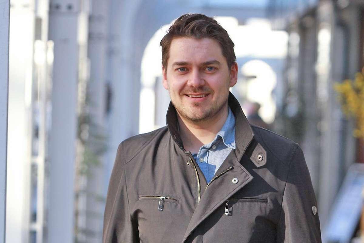 Jon Sivert Rykkel er fungerande næringssjef fram til februar 2022. (Foto: Kjetil Vasby Bruarøy)
