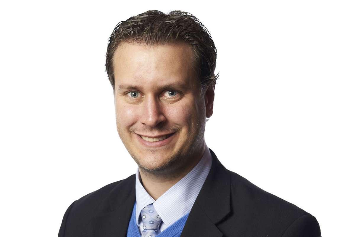 Helge André Njåstad. (Pressefoto: Stortinget)