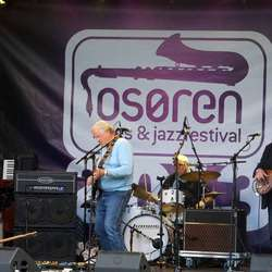 Osøren Blues & Jazzfestival 2013 (Foto: Henrik Mjelva)