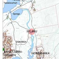 Knutabruo opnar for lange og korte turar rundt Oselvo.