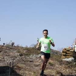 Andreas Søfteland fekk 4. plass. (Foto: KVB)
