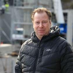 Magnussen hadde sin første arbeidsdag for Inka i august. (Foto: KVB)