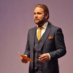 Eirik Strønen Søfteland. (Arkivfoto: KVB)