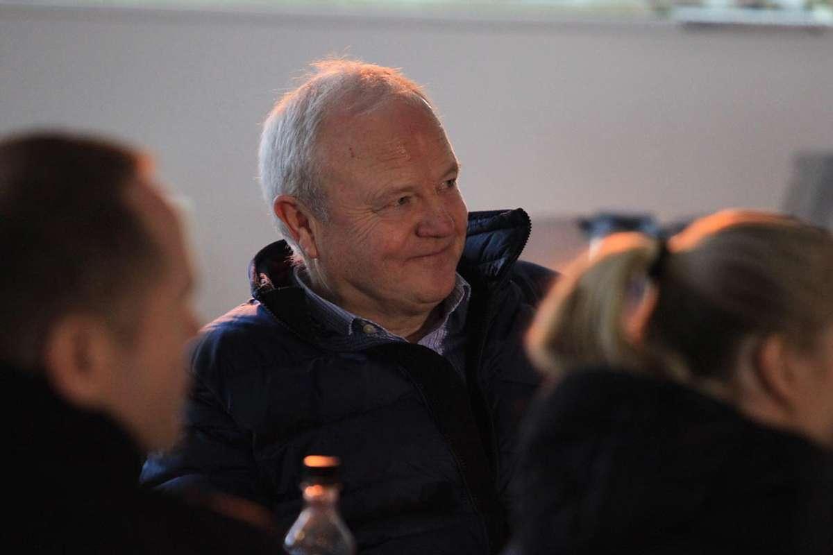 Innehavar Karsten Austevoll. (Foto: KVB)