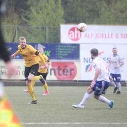 Jonas Hovland blei kåra til dagens Os-spelar. (Foto: KVB)