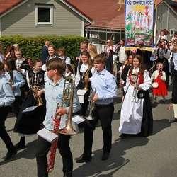 Os skulekorps. (Foto: Anders Fløysand)