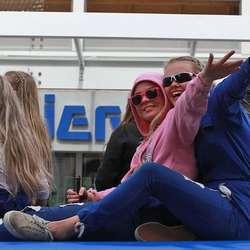 17. mai i Os 2019. (Foto: Christina Forstrønen Bruarøy)