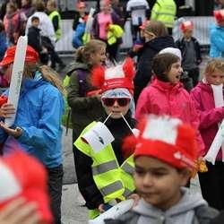 Tour des Fjords - Folkefesten på Osøyro (foto: Andris Hamre)