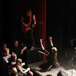 More rock, please! (Foto: KVB)