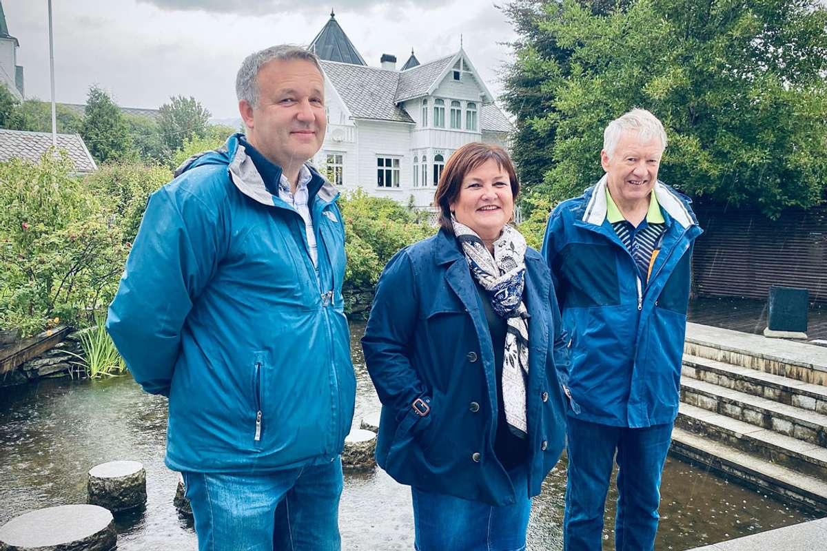 – Til hausten blir alle bjørnafjordingar hytteeigarar