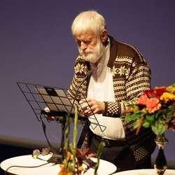 Så fekk Jimmy Øvredal ordet. (Foto: KVB)