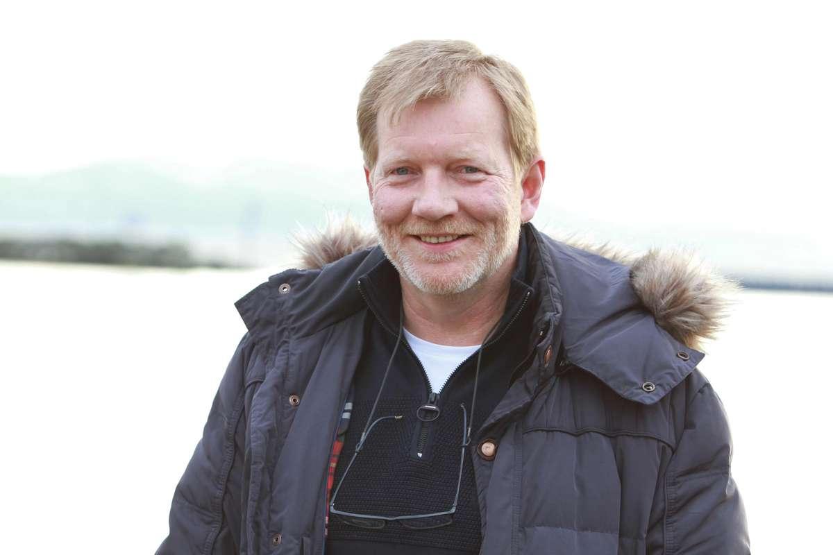 Nils Ove Lauvik. (Foto: Kjetil Vasby Bruarøy)