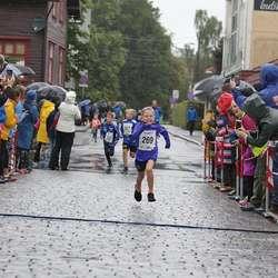 Ulrik Boge-Thorsvik kom flygande over målstreken. (Foto: KVB)
