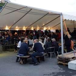 Osøren Blues og Jazzfestival fredag (Foto: Henrik Mjelva)