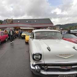 Arrangørane håper på minst 100 bilar i paraden (foto: KVB)
