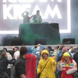 Kream på Osfest. (Foto: KVB)