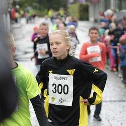 Martine H. Sælen var raskaste jente. (Foto: KVB)