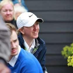 Solveig Helgesen, ei av klubbens største stjerner, deltok på jubileet. (Foto: KVB)