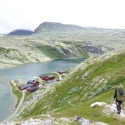 Rondvassbu i Rondane